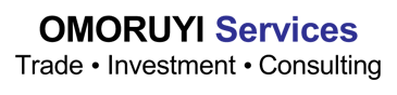 OMORUYI Services - Trade • Investment • Consulting